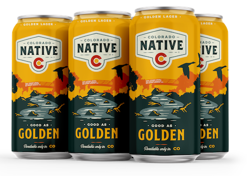 CN Good as Golden 6pk can