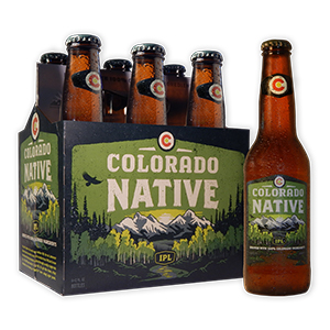 Colorado Native - India Pale Lager 6 pack