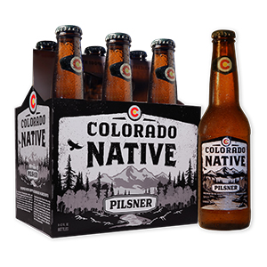 Colorado Native - Pilsner six pack