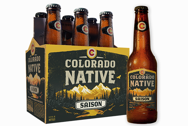 Colorado Native - Saison six pack