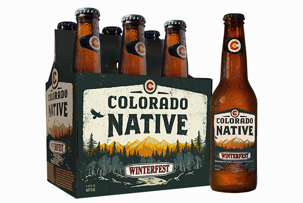 Colorado Native - Winterfest six pack