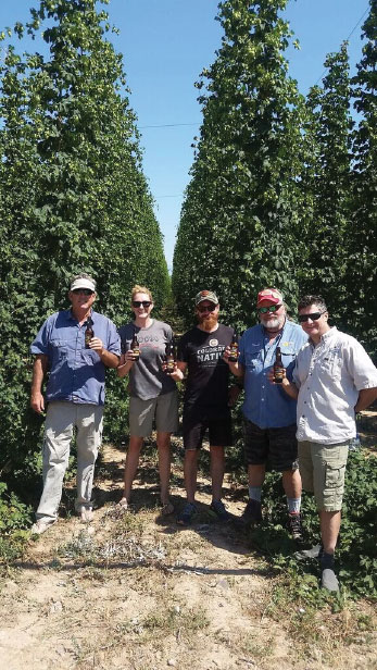 Our Hops Photo 4