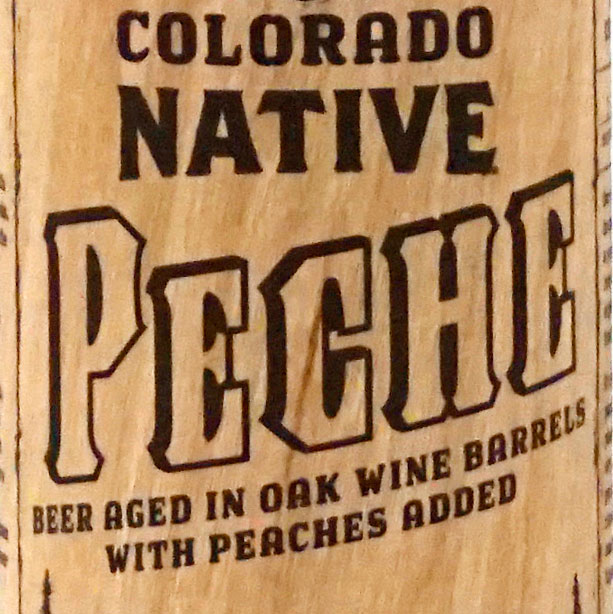 Colorado Native - Peche box