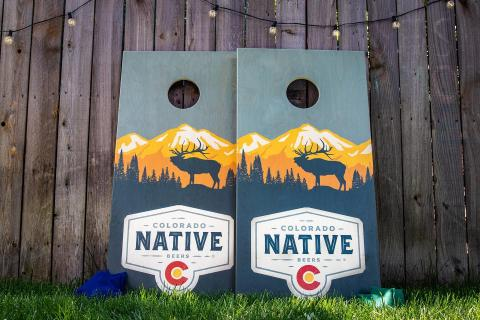 We are nearing the end of our 10th anniversary celebration but we have a few of your favorite prizes lined up. This week we have our Colorado Native cornhole sets, comment below for your chance to win. . . NO PURCH. NEC. Open to legal US res of CO, 21+ only. This is Entry Period 8 of 10. Comments must be posted by 11:59:59 PM MT 9/27/20. For Rules, visit www.promorules.com/PL013994. Void where prohibited. Msg&data rates may apply. . #coloradonativebeers #coloradonative #cheersto10yearsofbeers #onlyavailableincolorado #coloradobeer #local #100percentlocalingredients #giveaway #celebrate