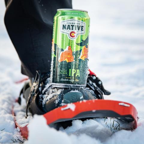 It's looking like snow this weekend – and a lot of it! Make sure you're prepared to stay inside and stock up on your Colorado Native❄️  . . #coloradonative #coloradonativebeers #onlyavailableincolorado #coloradobeer #local #100percentlocalingredients