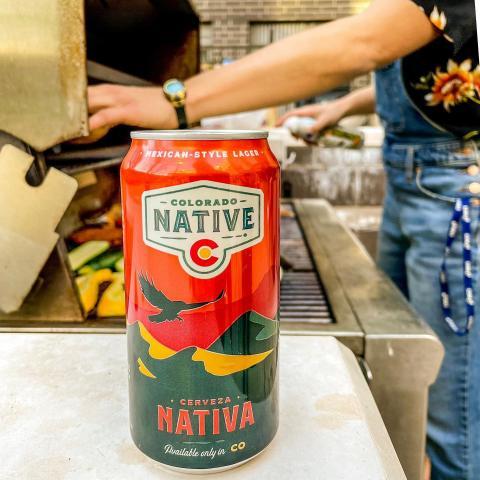 Going loco thinking about Cerveza Nativa today? Us too.   Happy #CincoDeMayo everyone! Cheers! 🍻  . . . #CincoDeMayo #mexicanstylelager #cobeer #beerstagram #beertime #colorado #coloradobeer #cerveza