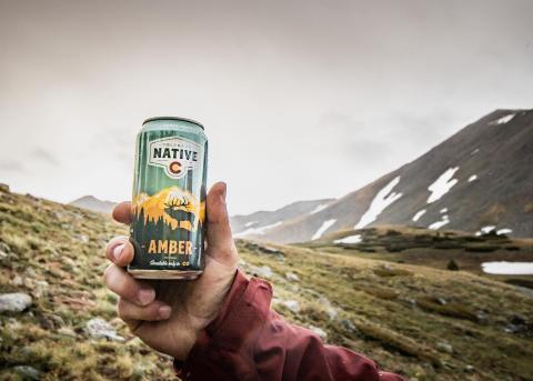 Rain or shine - we're always enjoying an Amber 🍻What's your go-to rainy day beer? . . . #coloradonative #beertime #beerstagram #craft #colorado #cobeer #100percentcoloradoingredients
