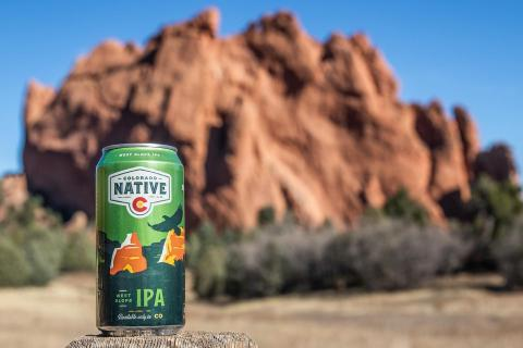 You could call this a Colorado-style IPA if there ever was a thing. It's made with only Colorado-grown hops from the Western Slope, and sold only in Colorado - making Colorado Native West Slope IPA our kind of IPA 🍻  . . . #coloradonative #colorado #ipa #beertime #beerstagram #beerfirst #100percentcoloradoingredients #WestSlopeIPA
