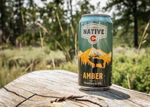 No better way to kick-start the weekend 🍻 ☀️  . . #coloradonative #amberlager #cobeer #acgoldenbrewingco #beertime