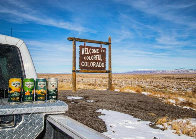 Our beers are only sold in the great state that we call home, Colorado. While we've heard a story or two about our beers traveling across state lines and even crossing an ocean, when you're looking for 100% Colorado beers you have to come visit. . . . #coloradonative #coloradonativebeer #colorado #colorfulcolorado #travelcolorado #visitcolorado #100percentcoloradoingredients #onlyavailableincolorado #explorecolorado #home