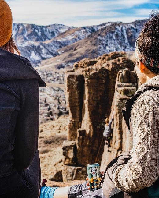 The weather has been unseasonably warm this January and we can't get outside often enough. Although we wouldn't complain if a few ❄️ ❄️ ❄️ are in our future. . . . #coloradonative #coloradonativebeers #coloradonativeamber #explorecolorado #colorado #getoutside #colorfulcolorado