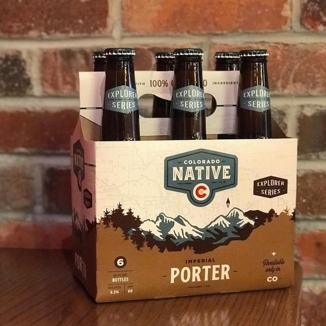 It's back! Imperial Porter is a fan favorite within our Explorer Series and can be found on shelves for a limited time, so get it before it's gone. . Can't find it? Check out our product locator on coloradonative.com . . . #coloradonative #coloradonativebeer #explorerseries #imperialporter #onlyavailableincolorado #100percentcoloradoingredients #barrelaged #lawswhiskey