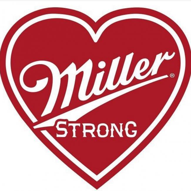 Our hearts are with those in Milwaukee who were impacted by tragedy this week. . . . #millerstrong #milwaukeestrong #milwaukee