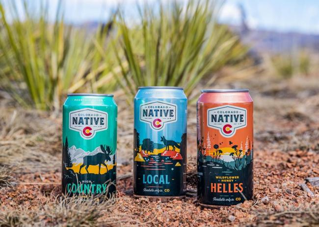Introducing the Day Pack beers - High Country Mountain Lager, Local Session Lager, and Wildflower Honey Helles. All under 120 calories, full of flavor, and found in one variety pack. Hitting shelves now and still only available in Colorado. . . . #coloradonative #coloradonativebeers #100percentcoloradoingredients #onlyavailableincolorado #colorado #coloradoproud #daypack #coloradonativedaypack #highcountry  #local #wildflowerhoney