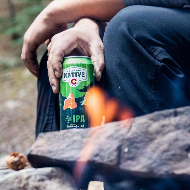 West Slope IPA. The perfect addition to your weekend plans. Find a 6-pack near you using our product locator. https://www.coloradonative.com/locator . . #coloradonative #coloradonativebeer #westslopeipa #onlyavailableincolorado #100percentcoloradoingredients #weekend #camping #colorado #explorecolorado